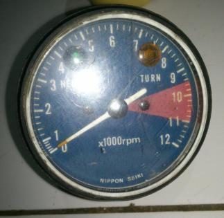 rpm cb200